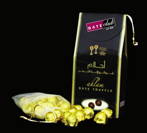 Omani Dates -Nuttier the merrier- Ahlam