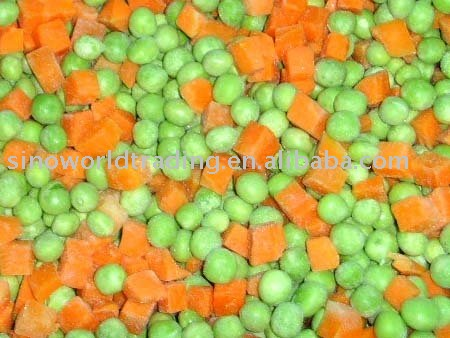 mixed vegetables IQF new crop