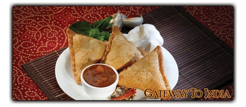 Frozen Beef/Chicken Samosas