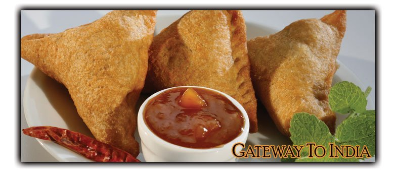 Frozen Vegetable Samosas