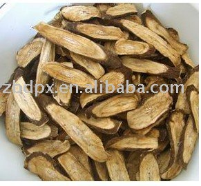 dehydrated burdock chip