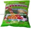 fruit jelly cup 1kg, candy