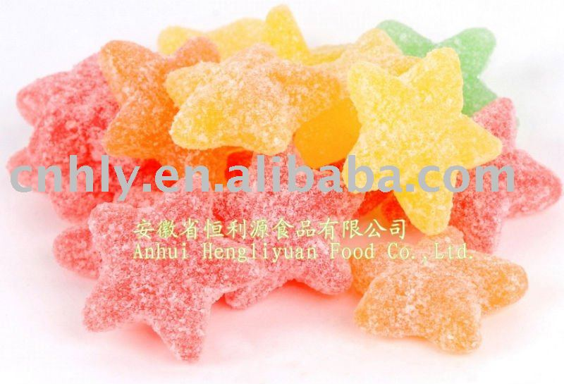 Big Star Soft Candy