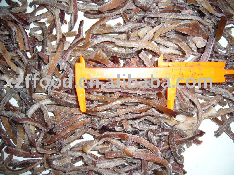IQF Black Fungus Strips