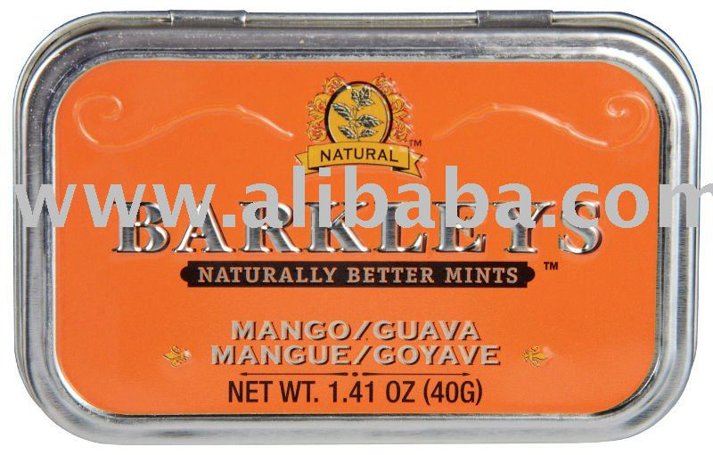 All Natural Mango/Guava Mints