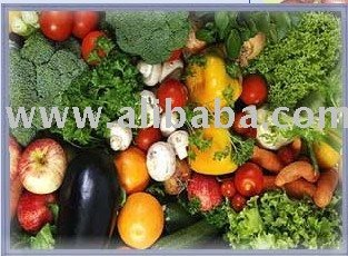 FRESH VEGETABLES AND FROZEN VEGETABLES