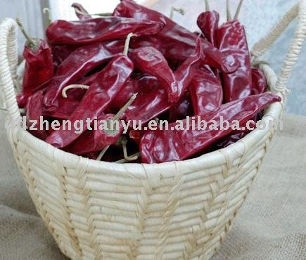 sell dried red chili