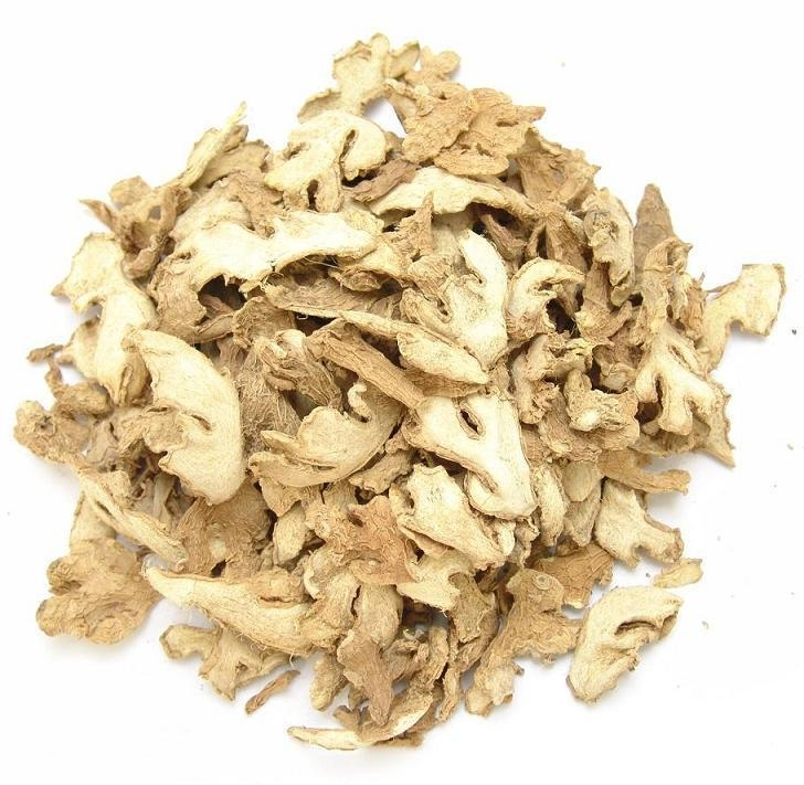 Dried split ginger for sale