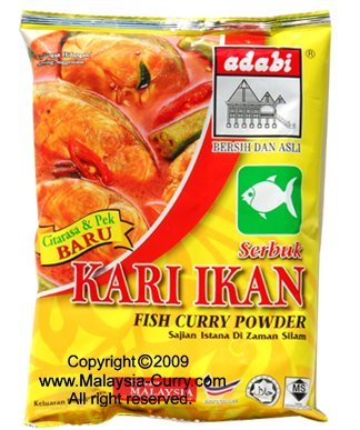 ADABI-Fish Curry Powder
