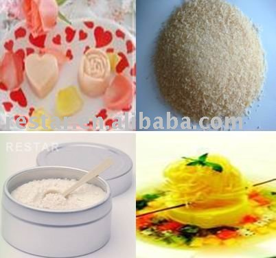ice-cream edible gelatin
