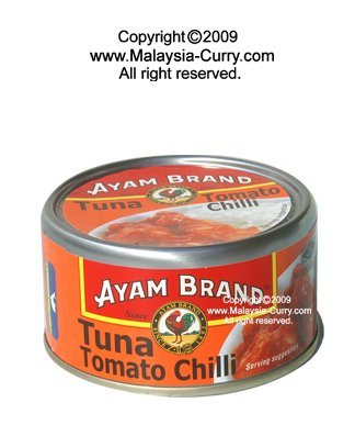 AYAM BRAND - can -Tuna Tomato Chilli