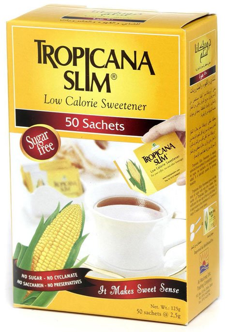 Tropicana Slim Low Calorie Sweetener