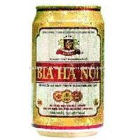 330ml Hanoi Beer Can
