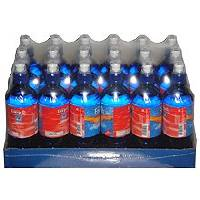 Oxigen Enriched Mineral Water Energy-o2