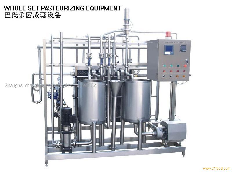 pasteurizer