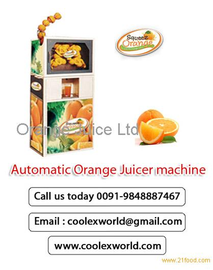 India-orange-juice-machine-kiosk