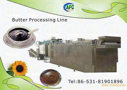 Butter Processing Line