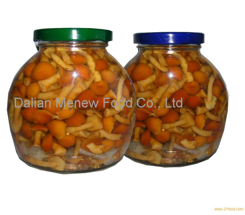 canned nameko in glass jars 580ml/530g/315g