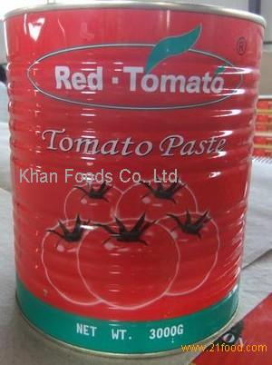 3kg canned tomato