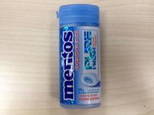 Mentos Chewing Gum Fresh Mint Flavor Sugar Free 26g * 10 bottles * 12 boxes