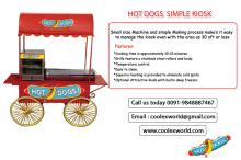 india hot dog roller machine