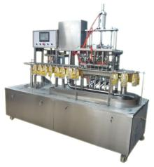 HF-ZLD-B automatic self- supporting bag filling capping machine