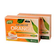 Leptin slimming Advance orange powder