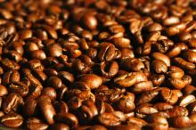 Roast arabica Coffee bean