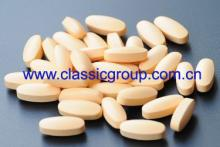 Vitamin C rose hips time release tablet Oem