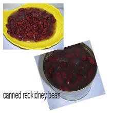 Canned Red Kidney Beans in tomato paste in tins