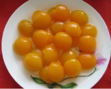 Canned Apricot halves in light syrup 425ml/410g