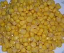 Canned Sweet Corn kernels Vacuum packed 340g /285g