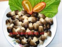 CANNED STRAW MUSHROOM PEELED