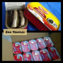Canned Sardine in Oil 125 Grms