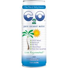 C2O Pure Coconut Water 100% Natural Pure 12 cans