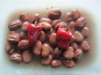 Canned Broad Beans in Chilli