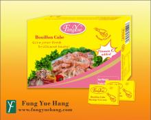 10g HALAL Shrimp Bouillon Cube Brands Seasoning