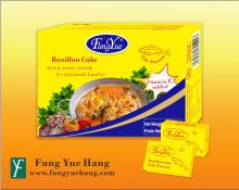 10g Dried Fish Powder Seasoning Bouillon Cube