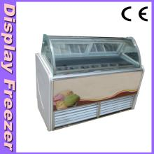 Gelato Display Freezer
