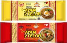 Mie Ayam 2 Telor (Dried Instant Noodle)