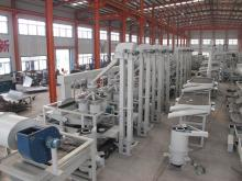 Buckwheat hulling machine, hulling line, hulling & separating equipment