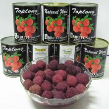 Canned Arbutus In Syrup (Canned fruits)