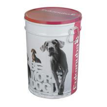 pet food tin bucket