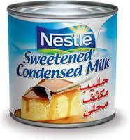 Sweetened Condensed Milk Nestle