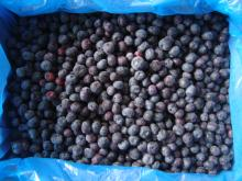Individual quick freezing blueberry