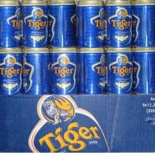 Tiger beer 330ml canned