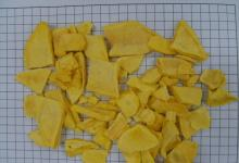 Freezy dried Mango