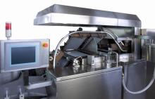 Wafer production line-Wafer baking oven