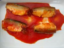 MACKEREL IN TOMATO SAUCE 425G