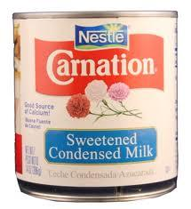 nestle sweetened condensed milk